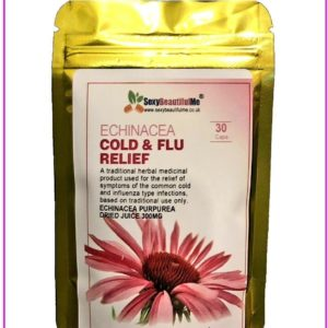Echinacea Cold & Flu Relief Very Effective Product-300mg * 30Pills