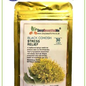 Rhodiola Extract-Stress Relief, Fatigue Relief&Exhaustion Relief-500mg * 30Caps
