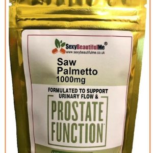 Saw Palmetto Uva Ursi Extract-Anti-Prostate Cancer,Anti-Hair Loss-1000mg*60 Caps