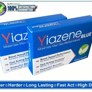 20 YIAZENE SEX CAPSULES/PILLS FOR MEN-STRONGER,HARDER,THICKER & LONG LASTING