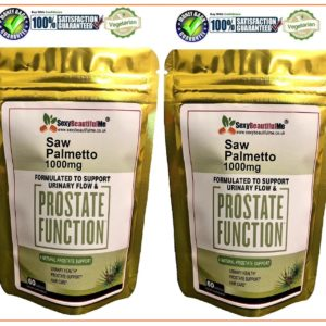 Saw Palmetto Uva Ursi Extract-Anti-Prostate Cancer,Anti-Hair Loss-1000mg*120Caps