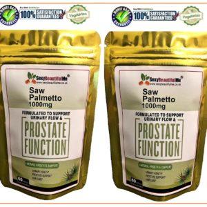Saw Palmetto Uva Ursi Extract-Anti-Prostate Cancer,Anti-Hair Loss-1000mg*120Caps