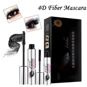 Magic Silk Mascara DiDiCat Eyelash Extension 4D Volume Mascara Waterproof -2Pcs