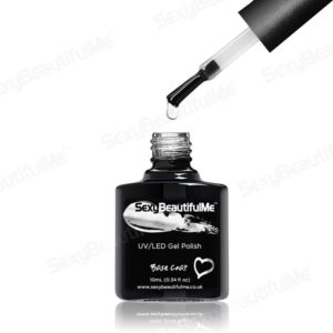 BASE COAT GENUINE NAIL GEL POLISH UV LED SOAK OFF 10ml-SexyBeautifulMe®