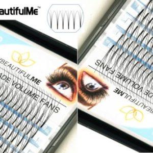 SBM®0.10Premade Volume Lashe Fans 3D Semi Permanent Individual Eyelash Extension